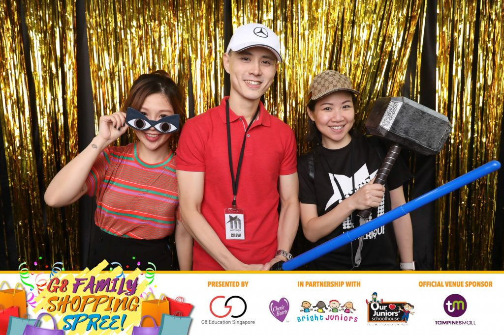 Photo Booth Singapore with Props